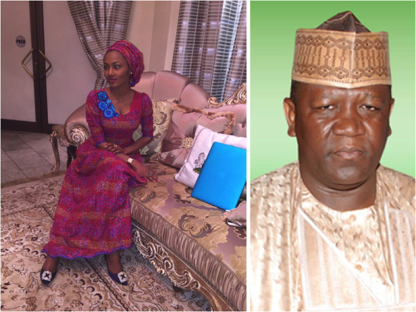 Zamfara State Governor Yari denies Dating & Gifting $200 Million to President Buhari's 21 Year Old Daughter Zahra