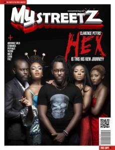 mystreetzmag Cover