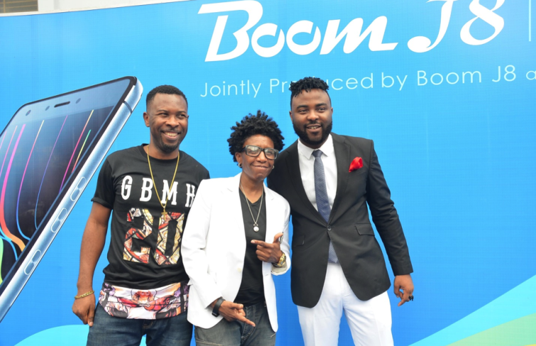 TECNO unveils BOOM J8 – The next music phone