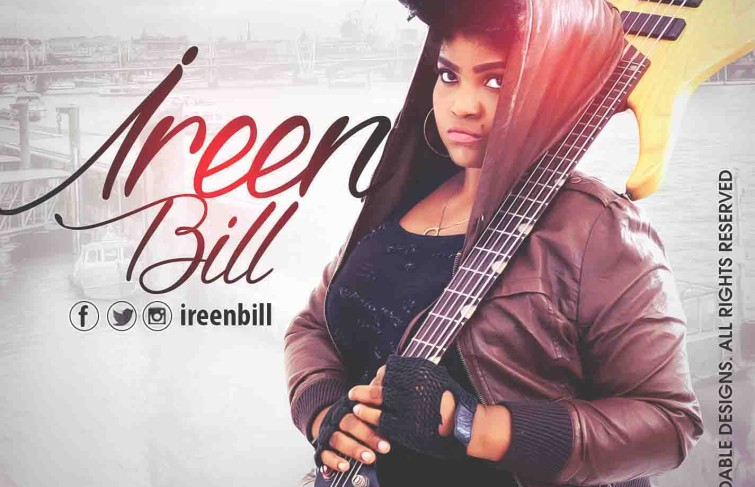 IREEN BILL – NIGERIA'S NO.1 FEMALE BASSIST