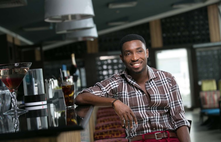 'TIMI DAKOLO IS IN A LEAGUE OF HIS OWN