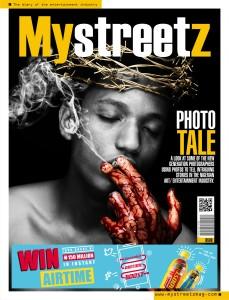 Mystreetz Cover / Aham Ibeleme