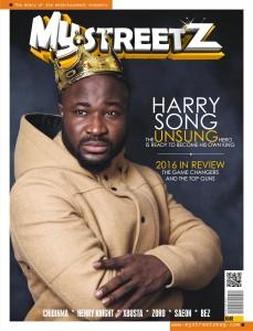 Harrysong / Mystreetz Magazine