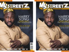 HARRYSONG, THE UNSUNG HERO ON THE COVER OF MYSTREETZ MAGAZINE