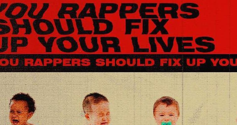 YOU RAPPERS SHOULD FIX UP YOUR LIVES – FRIENDS MIGHT SOON TURN FOES
