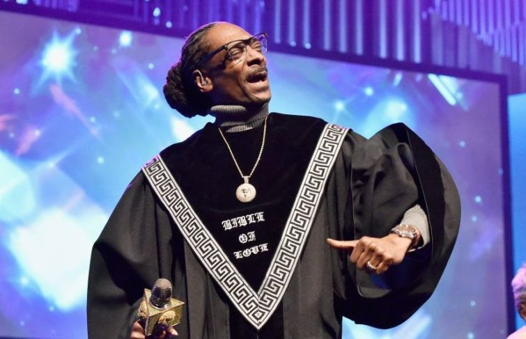 Snoop Dogg took the 2018 BET audience to Church