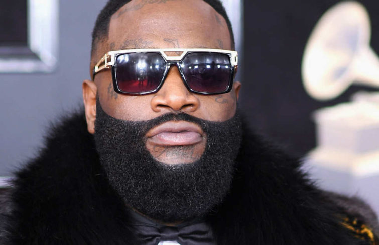 Rick Ross Sued for 'Maybach Music' Tagline!
