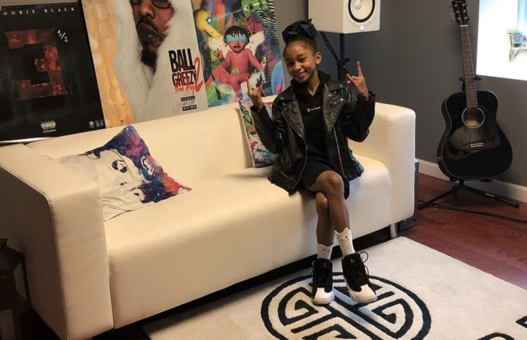 11-Year-Old Alaya Becomes Youngest Female Rapper with a Record Deal With Empire