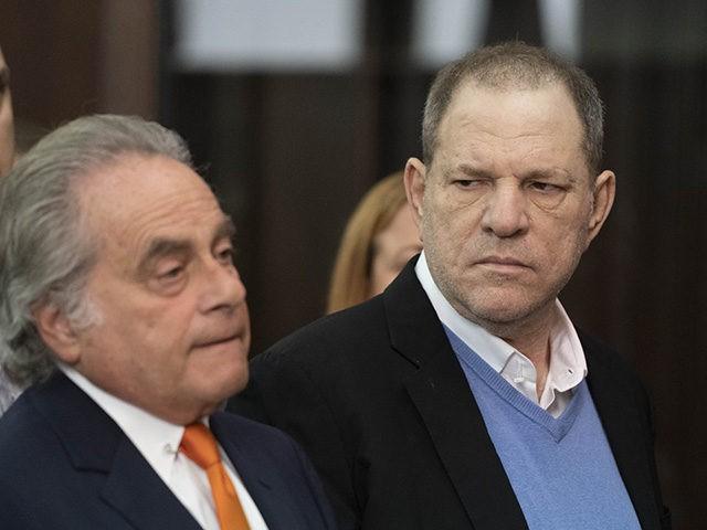 Harvey Weinstein Wants Rape Cases Dismissed
