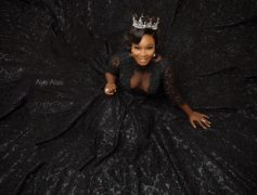 Oyebade Adebimpe is creating an empire in the modelling and Nollywood industry