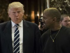 """Donald Trump Says 'Thanks Kanye West For His """"Support"""" After 'Jimmy Kimmel Live!' Interview"""