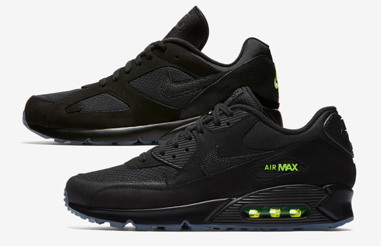 Nike Air Max 'Night Ops' is All Black Everything