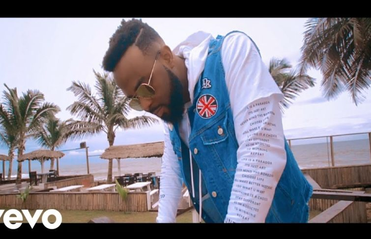 VJ Adams Releases the Video for the song 'When a Man Cries II'