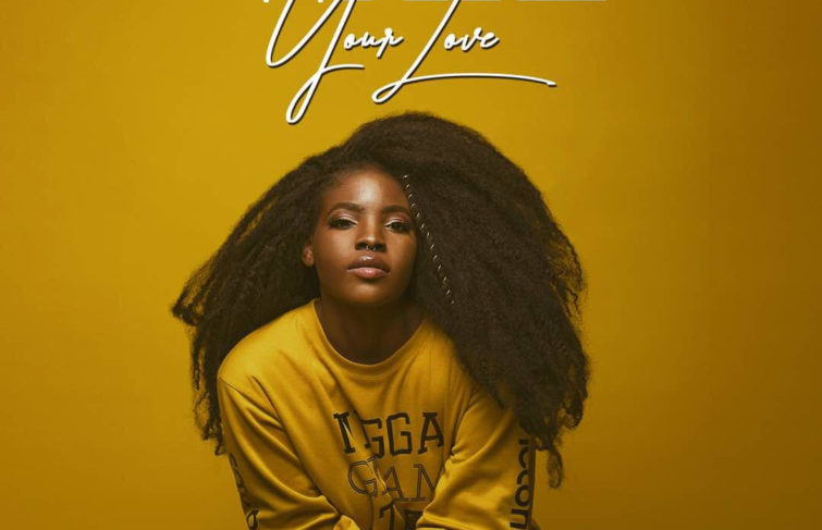 WITH 'YOUR LOVE' WAYE MADE HER RETURN WITH A GOOD SONG