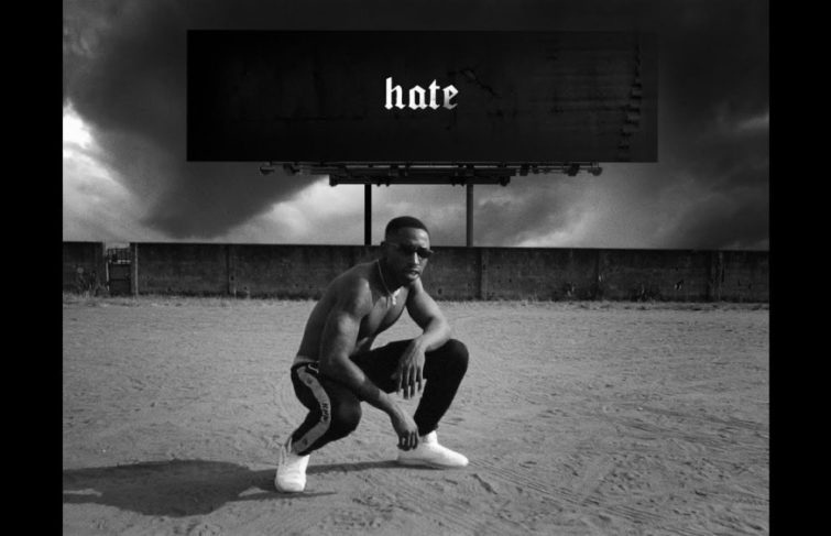 """Zamir  Releases Video for the song """"Hate"""""""