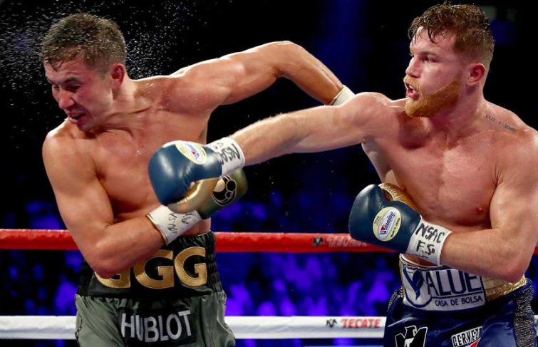 Canelo Alvarez Defeated Gennady Golovkin To Earn Middleweight Titles