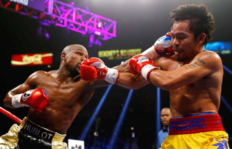 Floyd Mayweather & Manny Pacquiao May Fight Again Later This Year